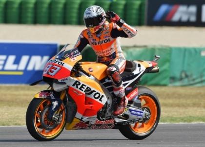 MotoGP, Aragona: libere targate Honda, forfait Iannone