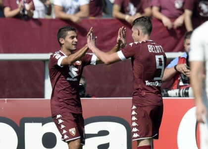 Serie A: Iago castiga la Roma, Torino ok