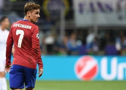 Liga: Griezmann lancia l'Atletico, 1-0 al Deportivo