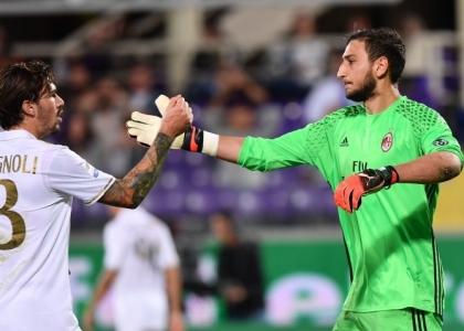 Serie A: Fiorentina-Milan 0-0, le pagelle