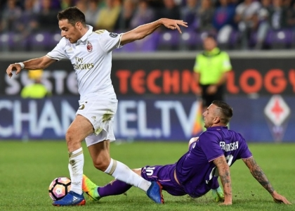 Serie A: Fiorentina-Milan 0-0, gli highlights. Video