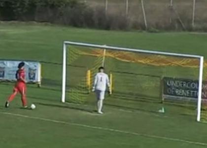 Serie D, girone F: Monticelli-San Nicolò, vince il fair play. Video