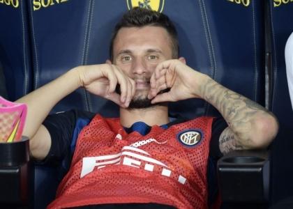 Inter: De Boer non fa sconti, Brozovic ancora ai margini