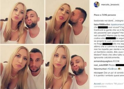 Inter, Brozovic ci ricasca: il selfie social è un epic fail