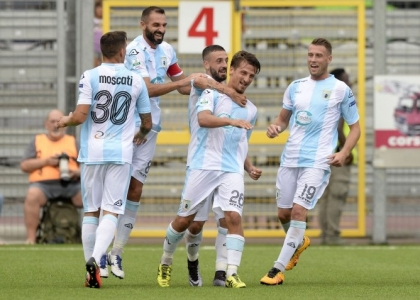 Serie B: Spal-Entella 2-2, gol e highlights. Video
