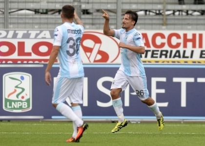 Serie B: Entella-Vicenza XX, gol e highlights. Video