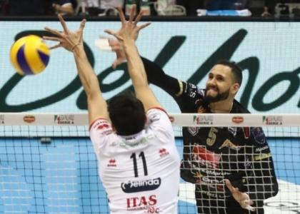 Volley: trionfo Civitanova, la Coppa Italia è sua