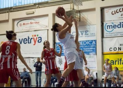 Basket Femminile, Coppa Italia Serie A2: Bologna-Orvieto, live su Datasport. Video