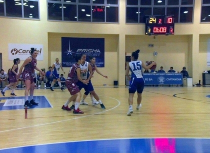 Basket Femminile, Coppa Italia Serie A2: Empoli-Civitanova, live su Datasport. Video