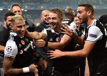 Europa League: poker Besiktas, Olympiacos eliminato