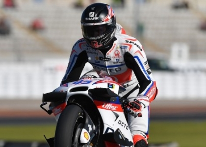 MotoGP, Qatar: libere 2 a Redding, Rossi è sesto