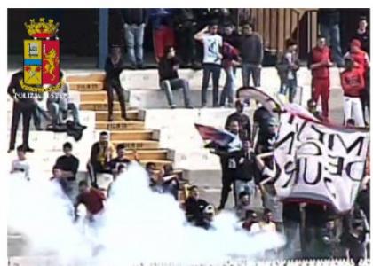 Lega Pro, girone C: Catania, Daspo a quattro ultras