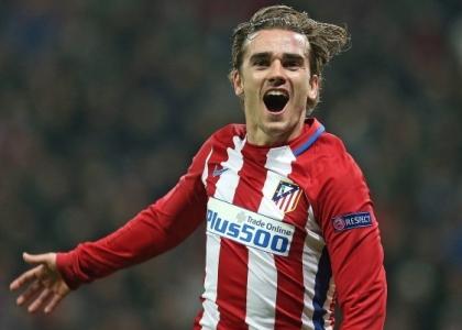 Liga: Griezmann fa godere l'Atletico, Siviglia stoppato