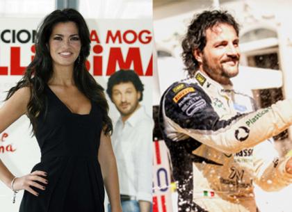 Luca Betti e Laura Torrisi: nuovo amore per il campione di rally