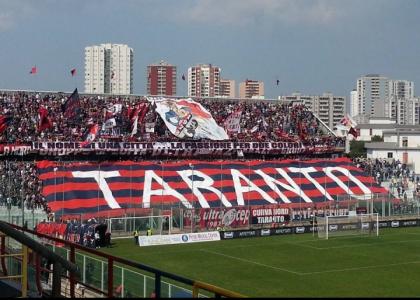 Lega Pro, girone C: retrocessione Taranto, Ciullo si sfoga