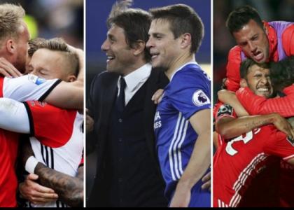 Non solo Juve: quattro squadre a un passo dal trionfo