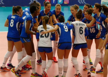 Volley, World Gran Prix Donne: rivincita Italia, Cina battuta
