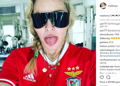 Madonna: il figlio sbarca al Benfica, la popstar trasloca a Lisbona