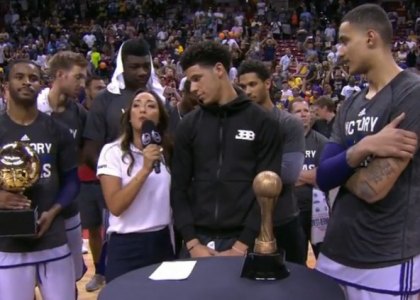 NBA Summer League: Lakers campioni, Ball MVP