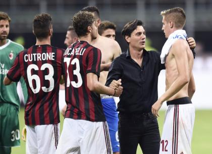 Sport in TV: Milan-Betis in diretta su Rete 4