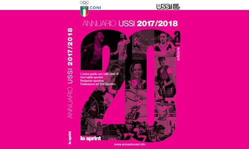 USSI 2017/2018 - Pubblicato il 20° annuario nazionale