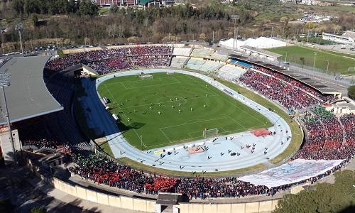 Serie B, la presentazione di Crotone-Cosenza