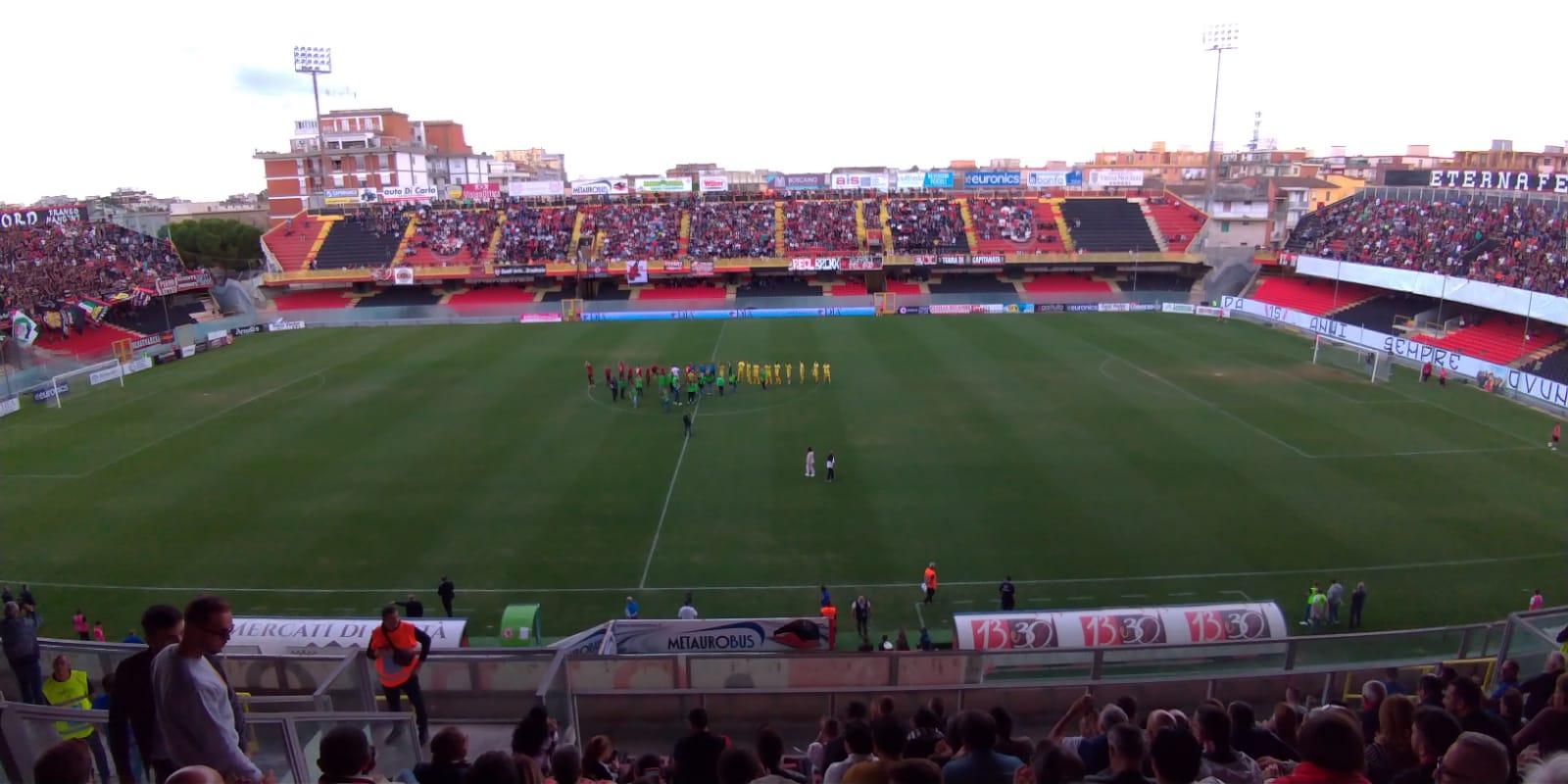 In Coppa Italia con il Messina, il Foggia cerca il riscatto