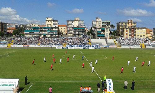 Serie D, Viareggio-Argentina Arma 2-2: risultato, cronaca e highlights. Live