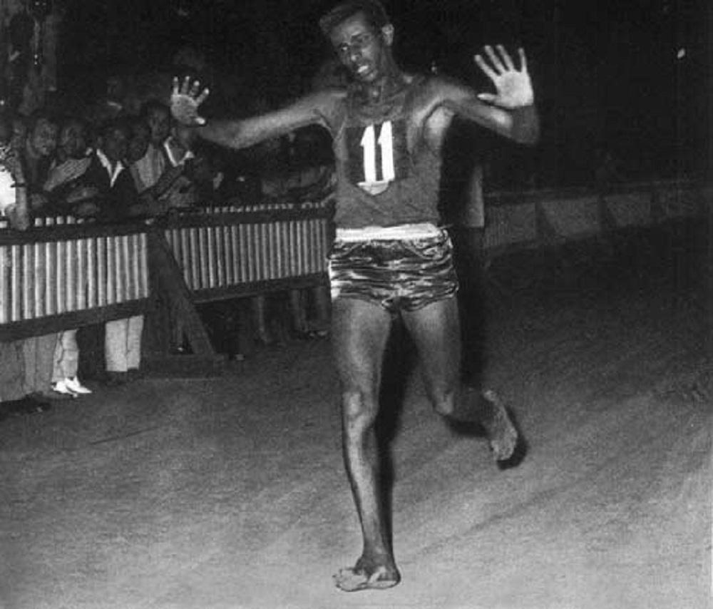 In ricordo di Abebe Bikila, il primo oro olimpico africano