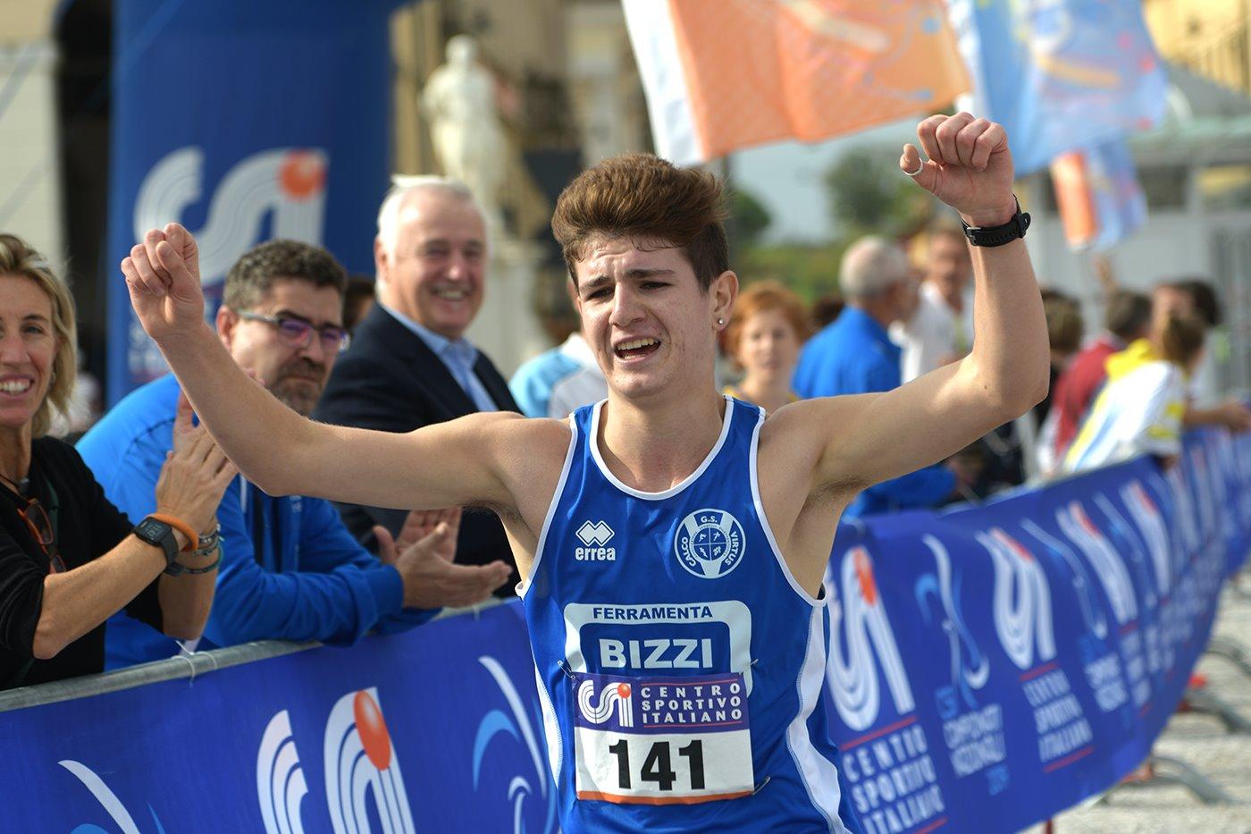 Al via il 9° Campionato Nazionale di Corsa su Strada CSI con oltre 600 atleti da tutta Italia