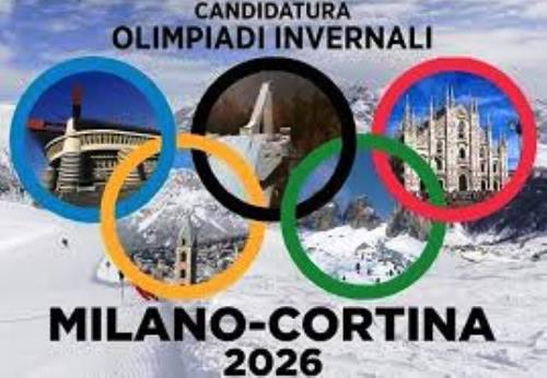 Olimpiadi 2026, Milano-Cortina: c'è l'appoggio del Governo