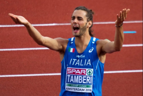 Atletica, Europei Indoor: Gianmarco Tamberi vince l'oro a Glasgow