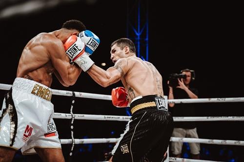 Boxe, Blandamura sconfitto da Morrison a Roma. Demchenko vince l'UE mediomassimi