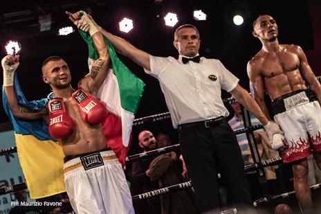 Boxe, Prodan entusiasma al Principe: batte Lopez dopo una grande battaglia