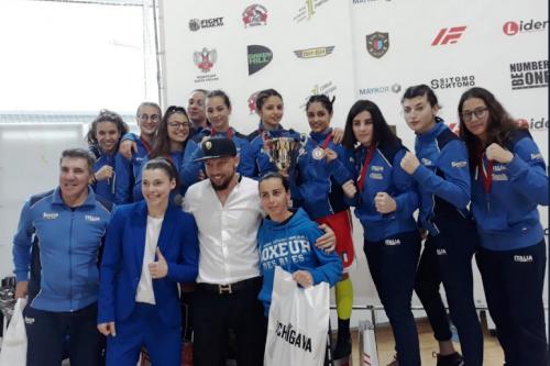 Boxe, brillano le azzurre in Francia e in Russia