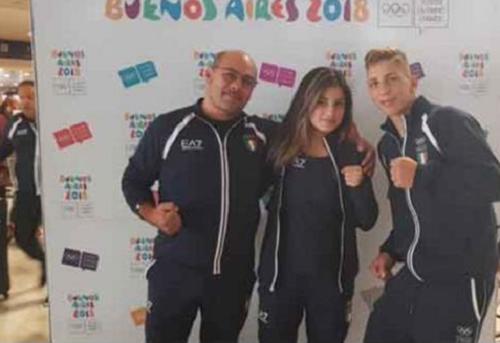Boxe, due azzurri nella boxe ai Giochi giovanili a Buenos Aires