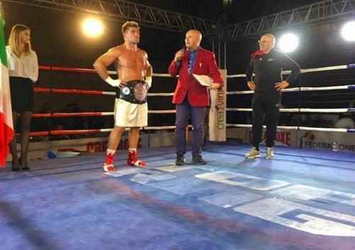 Boxe: Russo vince a Lanciano, chiama Filimonov e punta ai Giochi di Tokyo