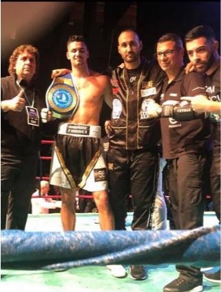 Boxe - Faraci si conferma campione italiano contro Mustafa a Firenze
