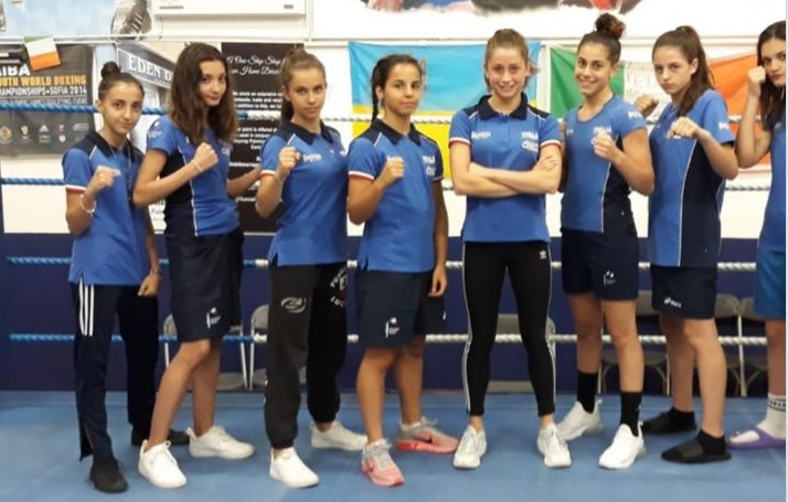 Boxe, Europei schoolgirl in Georgia: le dieci convocate dell'Italia