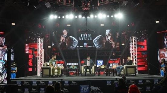 Boxe - La supersfida tra Lomachenko e Lopez infiamma il fine settimana