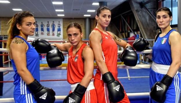 A Tokyo Italia boxing è tutta al femminile