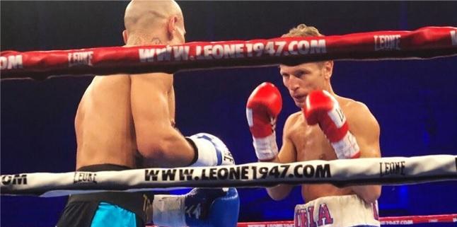 Loriga resta campione battendo Socci a Mantova. Khalladi mette KO Kaba