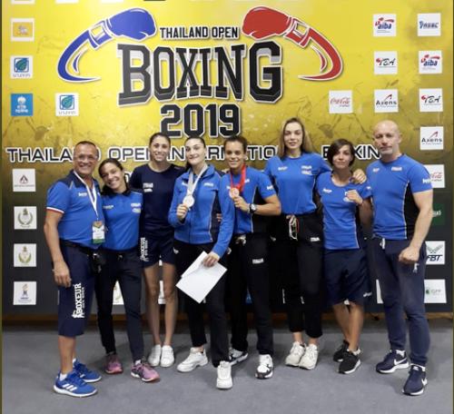 Boxe, il cammino azzurro dal Kazakistan, Thailandia, Indonesia  e Russia, pensando ai mondiali