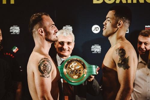 Boxe - A Trento, Turchi contro McCarthy vale la carriera. Europeo medi tra Signani e Khatcakian e Bellotti-Grandelli in programma