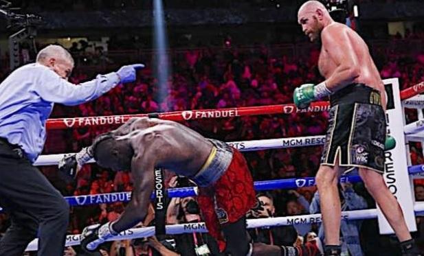 Implacabile Tyson abbatte Wilder a Las Vegas. Fissata la rivincita Usyk-Joshua