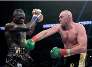 Boxe - Wilder e Tyson scintille tra giganti sabato a Las Vegas. Rivincita a distanza di 26 mesi, dopo il discusso pari