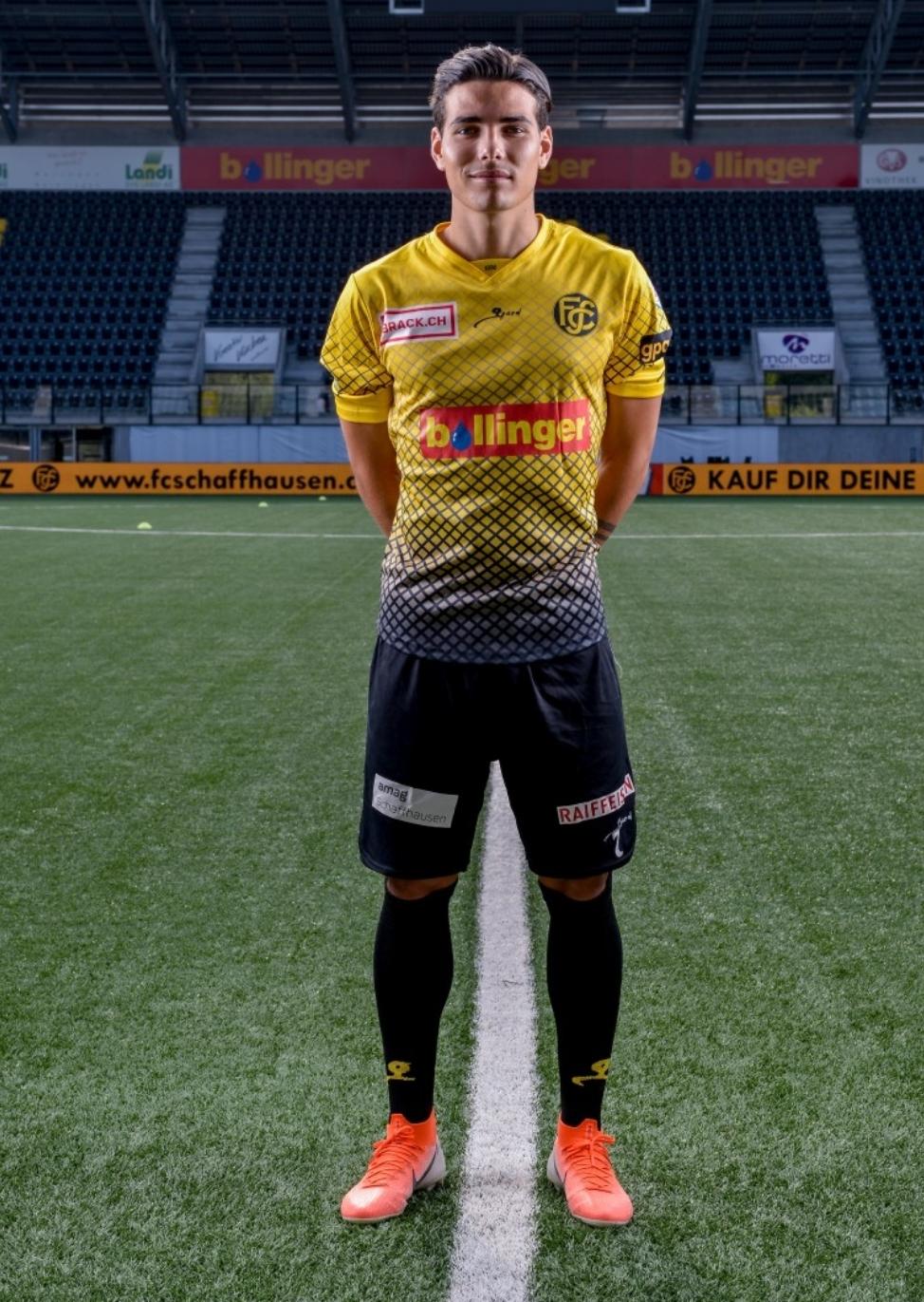 Luca Tranquilli è pronto per importanti club europei