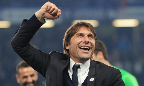 Premier League: Il Chelsea di Conte facile con l'Huddersfield