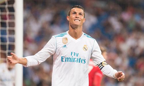 Il peggior attaccante d'Europa e della Liga? Cristiano Ronaldo!