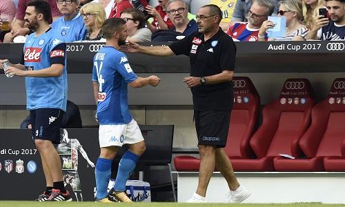 Champions League: a Napoli è allarme ultras